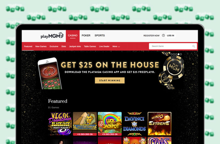 playmgm review online casino