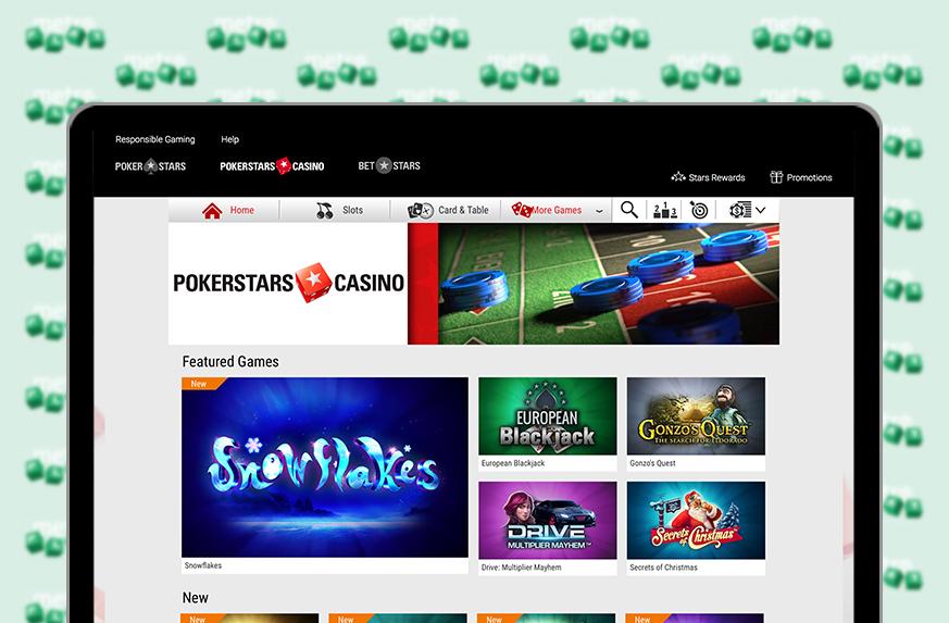 pokerstars casino review online