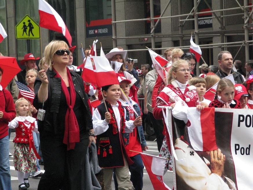 Pulaski day parade new york city