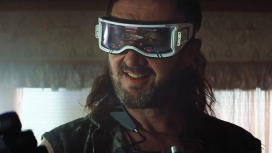 Ralph Ineson in Ready Player One