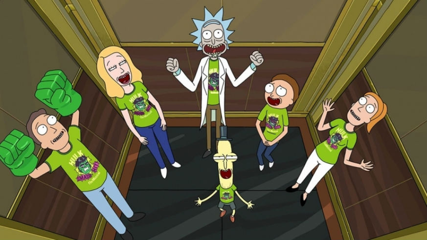 rick and morty season 3 on hulu