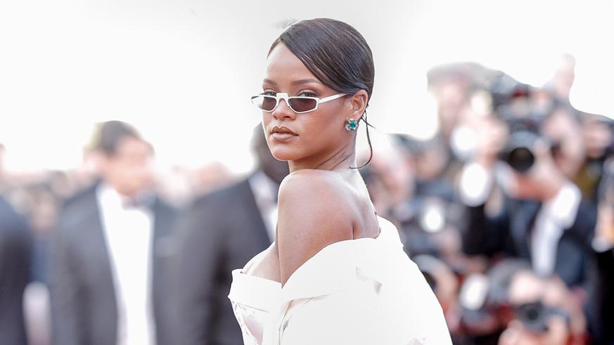 Rihanna Cannes Chopard Debut