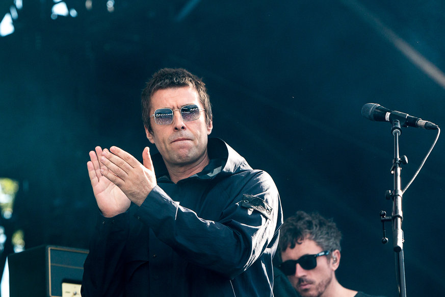 Liam Gallagher talks about his new album and the future of Oasis. | Provided