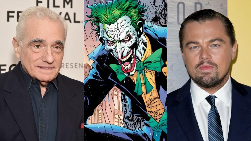 Scorsese, Joker, and DiCaprio