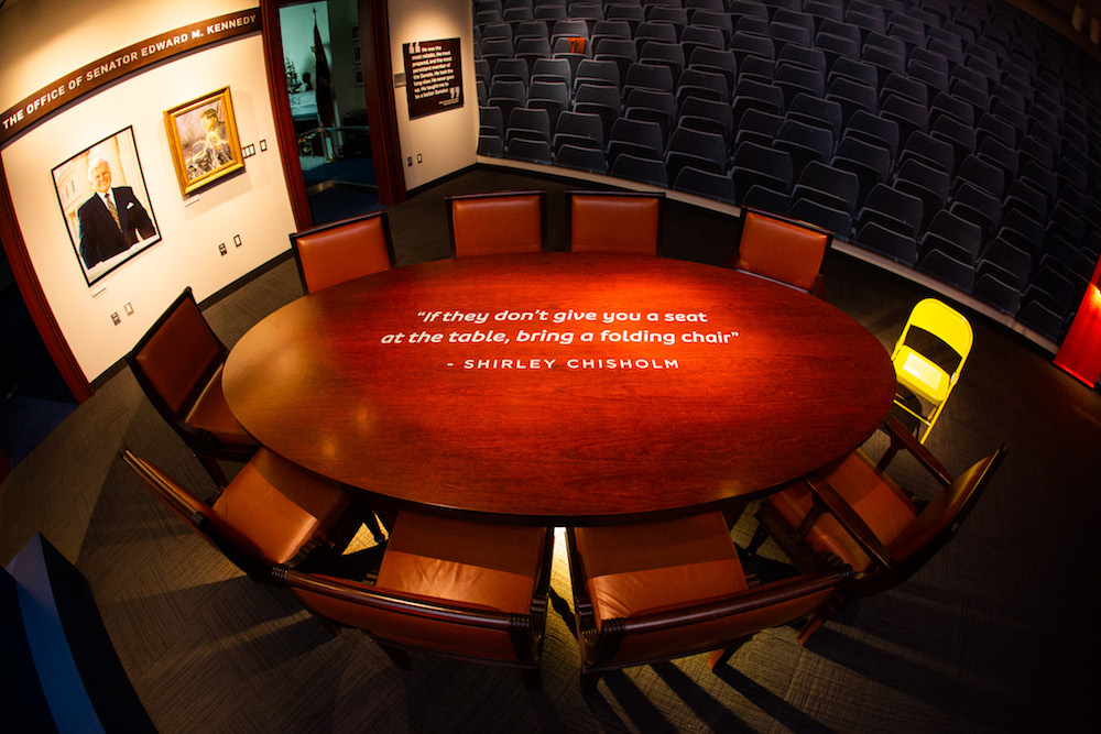 seat at the table kennedy institue