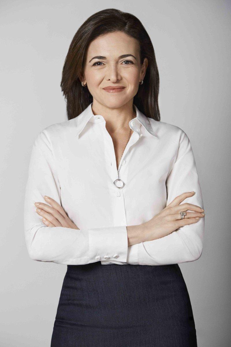 Sheryl Sandberg | Photo: Matt Albiani
