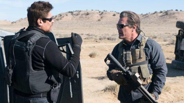 Benicio Del Toro in Sicario 2