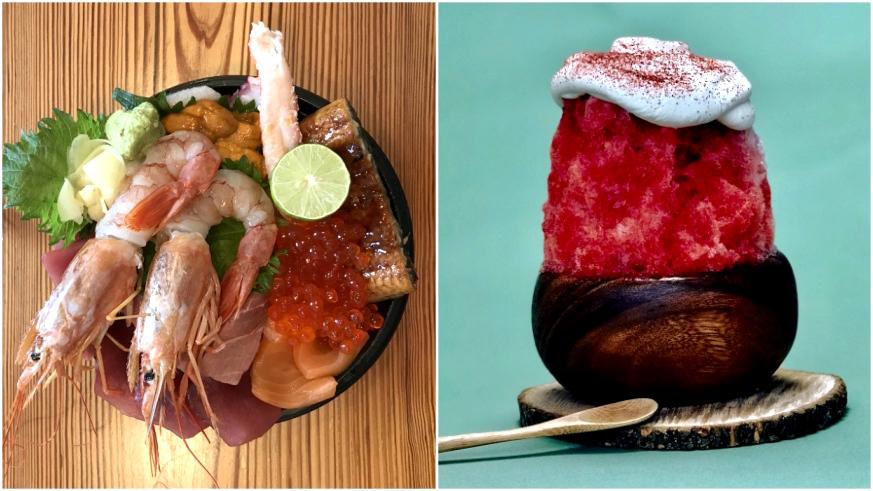 Yashimoto Fish Company and Bonsai Kakigori are two of the new vendors coming to Smorgasburg for 2018.