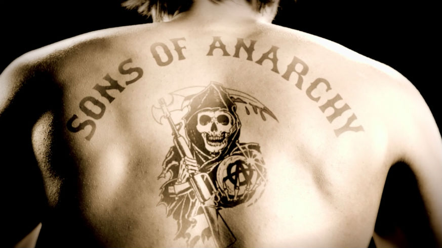 How many Sons of Anarchy seasons are there?