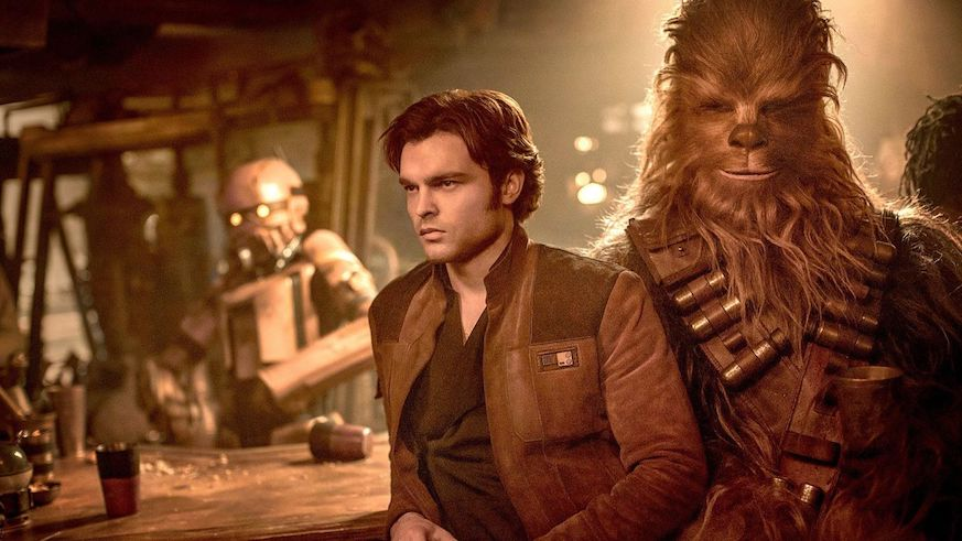 Why did Solo flop at the box office? One of the reasons could be Alden Ehrenreich, whose fatal flaw is not being Harrison Ford.