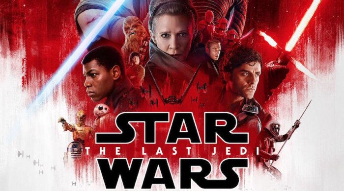 Star Wars Episode VIII: The Last Jedi opens in theaters Dec. 15. Credit: Disney