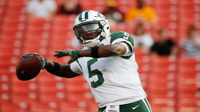 Teddy Bridgewater New York Jets