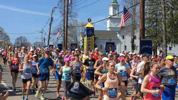 Boston marathon 2017, boston marathon, boston marathon route, boston marathon start time, boston marathon finish line, boston marathon course