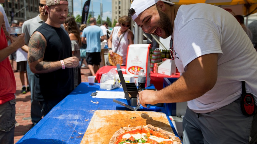 Things to do in Boston this weekend boston pizza festival