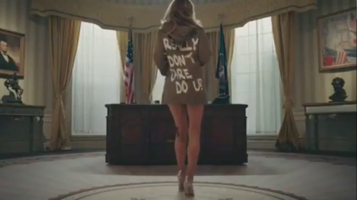 Stephanie Grisham calls for boycott after T.I. posts racy video depicting Melania Trump