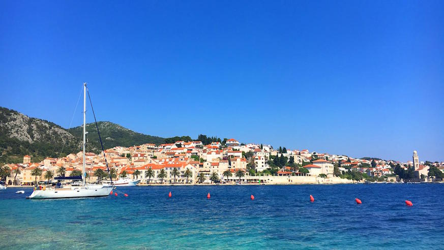 The Croatian city of Hvar rivals any coastal city in Europe for beauty and cuisine. Credit: Holly Rogers, Fodor's Travel