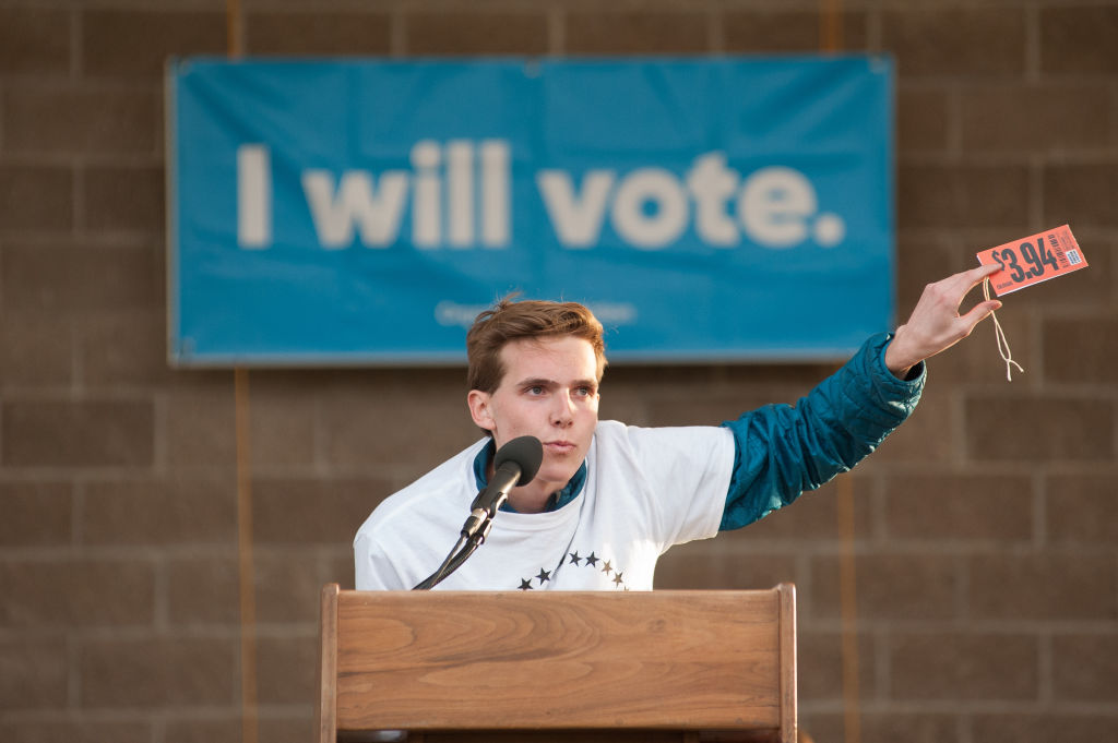 march for our lives vote for our lives youth voter turnout midterm elections