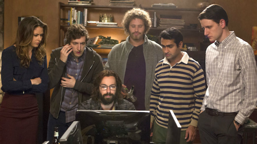watch silicon valley online cast