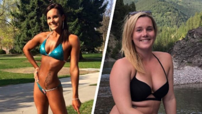 Weight Transformation Jolene Jones