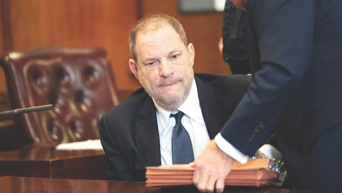 Harvey Weinstein life in prison?