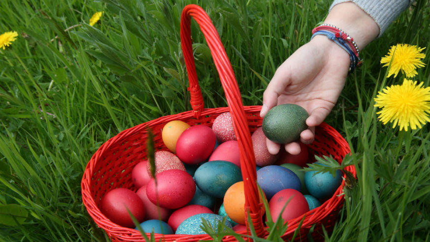 what's open good friday easter eggs