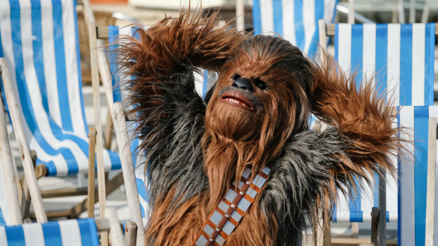 when is star wars day wookie
