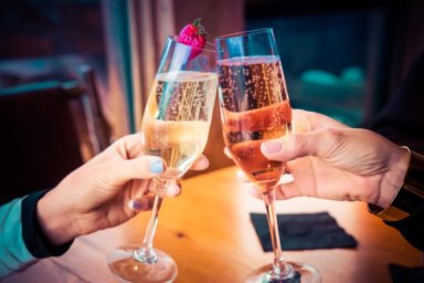 Drinking and dating pretty much go hand-in-hand for many singles, but just how connected are the two? The answer is very, according to a new Zoosk dating survey.
