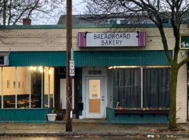 A pop-up goes permanent at Breadboard Bakery