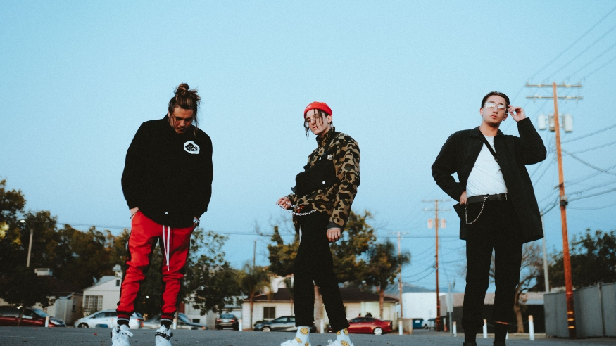 Chase Atlantic are not your average 'pop' group