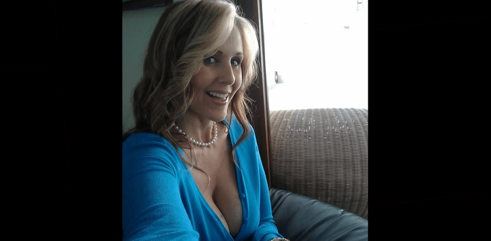 Mature Images Busty Milf In A Business Suit