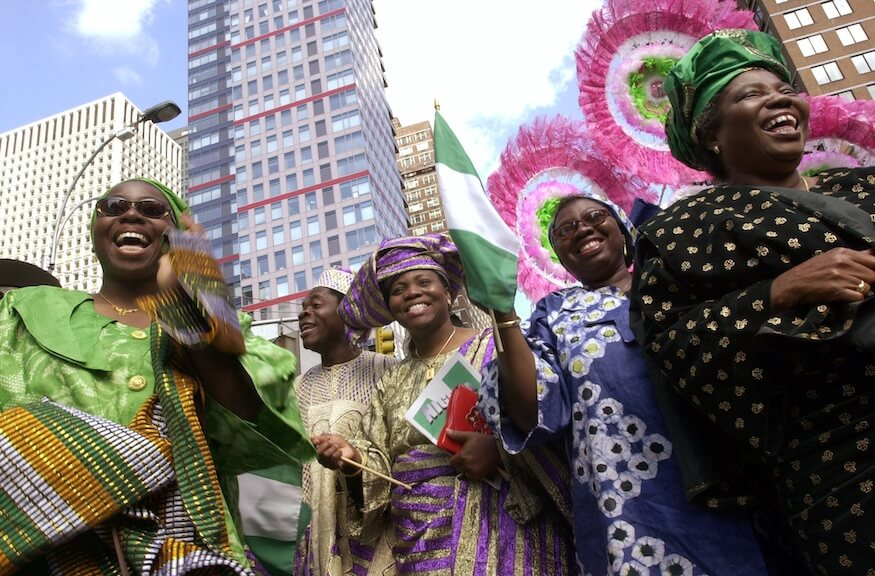 Nigeria Independence Day Parade NYC