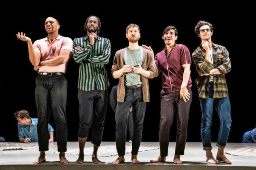 The caress of storytelling at 'The Inheritance'