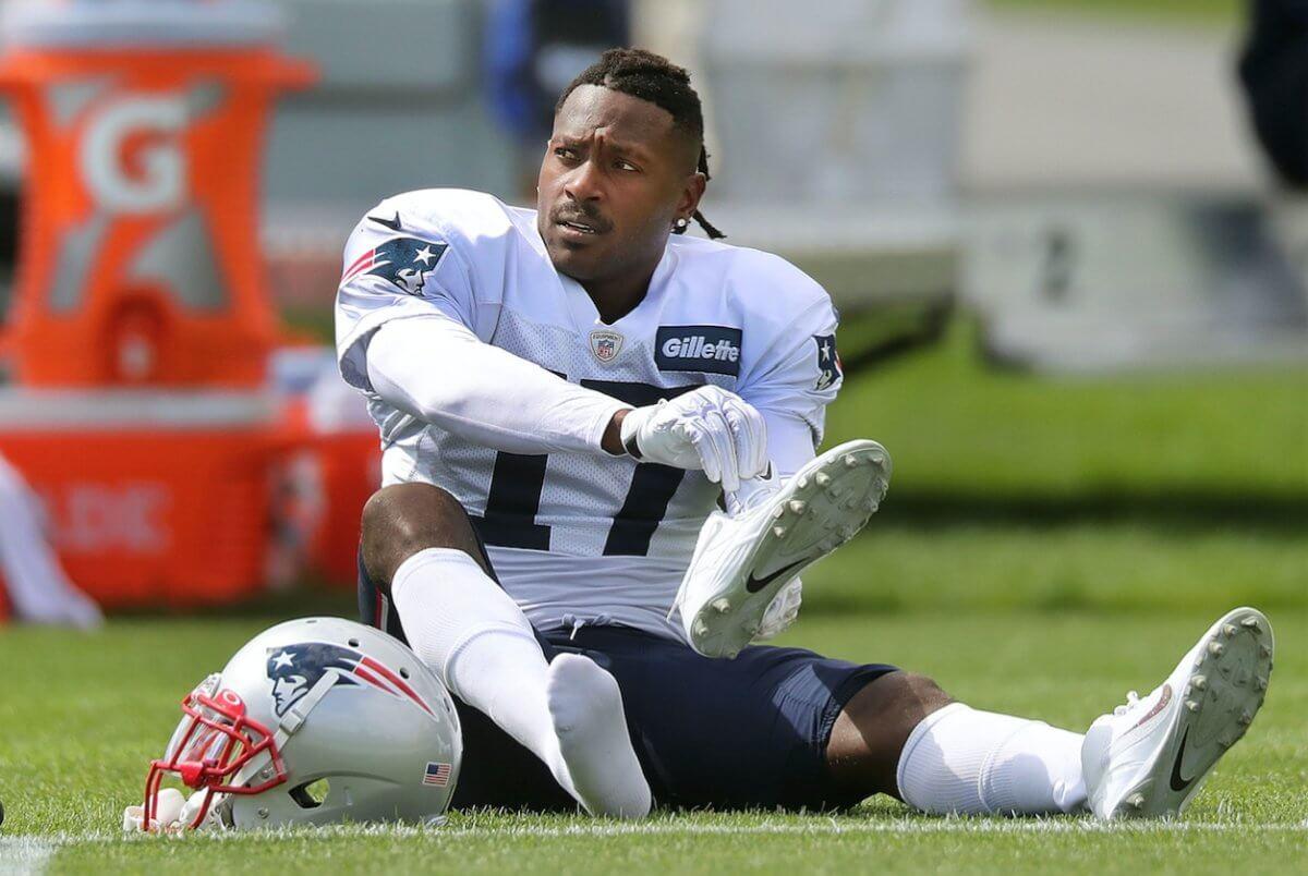 Titans Antonio Brown NFL Trade Rumors Eagles Seahawks