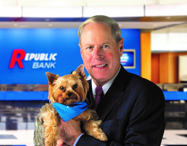 Banking legend Vernon Hill on why his Republic Bank is the small bank with big ideas