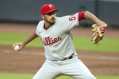 Zach Eflin Phillies MLB Betting